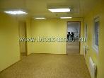 Внутренняя отделка модульных зданий - модульное офисное здание
